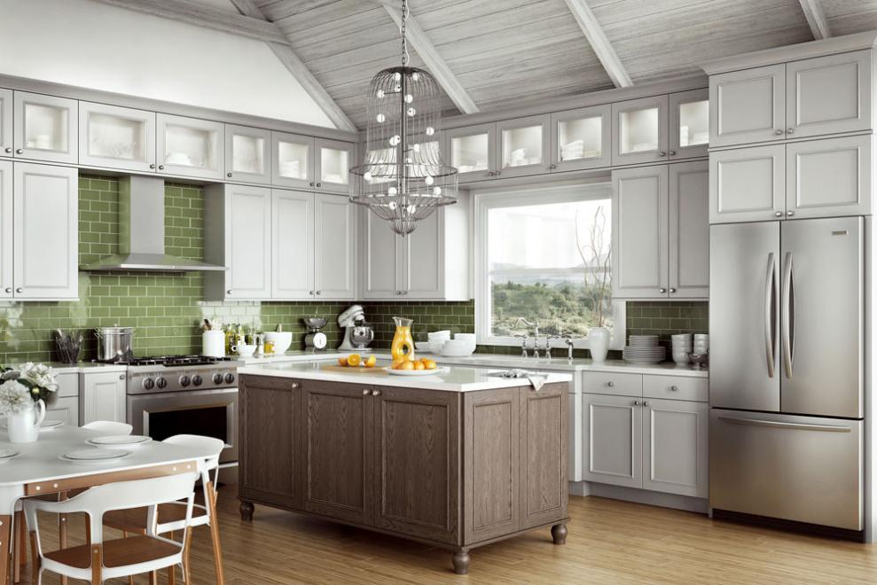 All Wood Kitchen Cabinets Surrey Bc